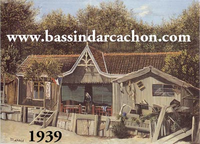 Bassin d'Arcachon Jean Marais