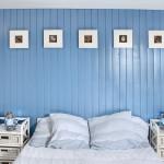 chambre de la cabane de Lautrec location à Claouey