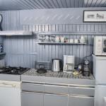 cuisine de la cabane de Lautrec location à Claouey