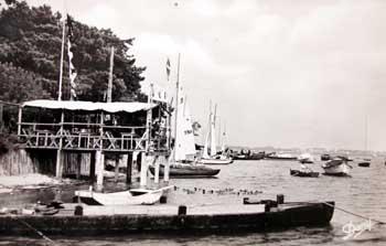 port claouey autrefois