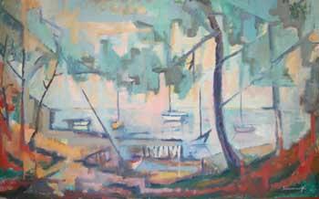 port claouey toile bousca