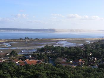 vue du phare dune du pyla vignette