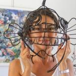 Maria Luz Sanz, une artiste plurielle